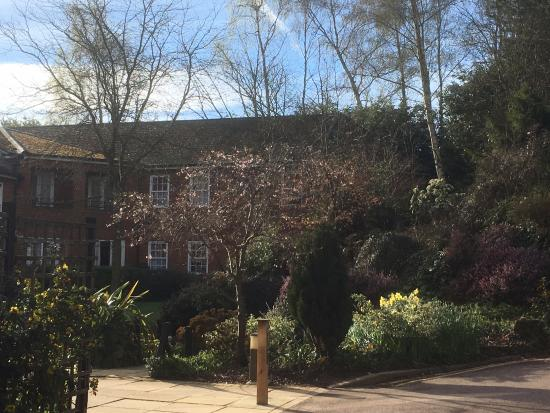 Aspley Guise, UK: Hotel with relaxing atmosphere 3/3