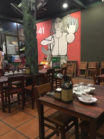 B41 Restaurant
