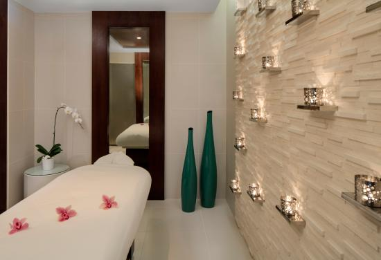 فندق ريزيدنس سيتي سنتر: Soma Spa