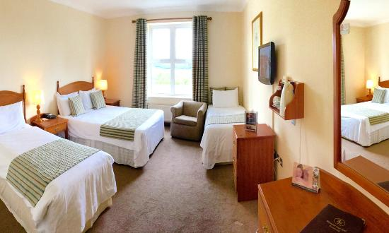 Bloomfield House Hotel, Leisure Club & Spa: Family Room