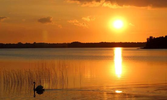Bloomfield House Hotel, Leisure Club & Spa: Lough Ennell