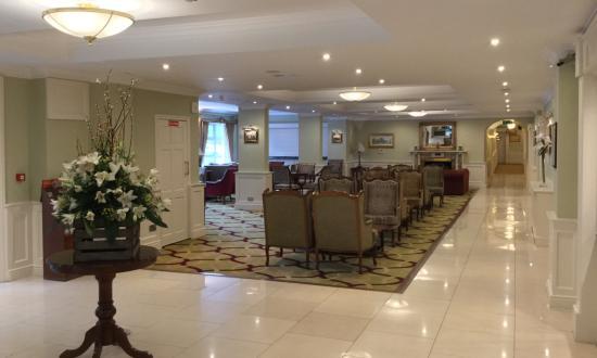 Bloomfield House Hotel, Leisure Club & Spa: Lobby