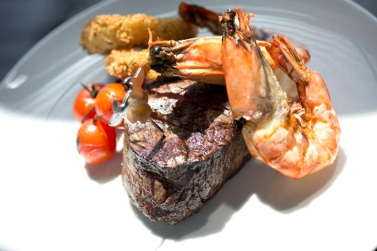 Flames Steak and Seafood