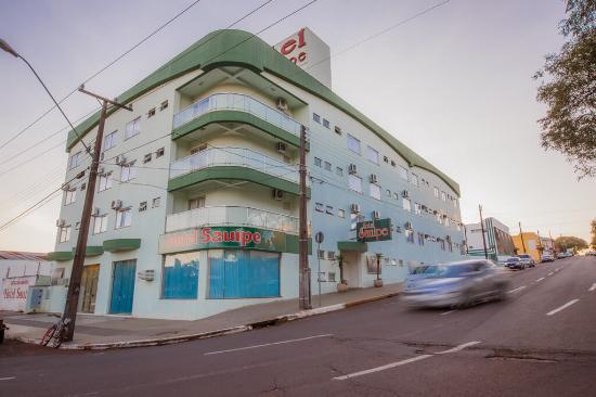 Hotel Sauipe: fachada