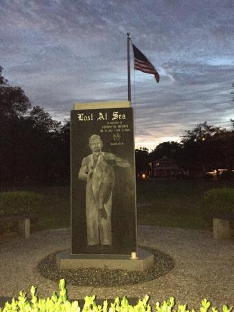 Lost at Sea Memorial at Morse Park Landing: photo0.jpg