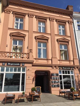 Aparthotel Markt Fuffzehn