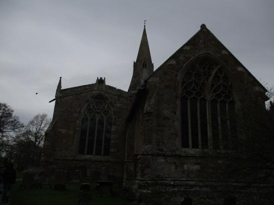 St Mary the Virgin Parish Church