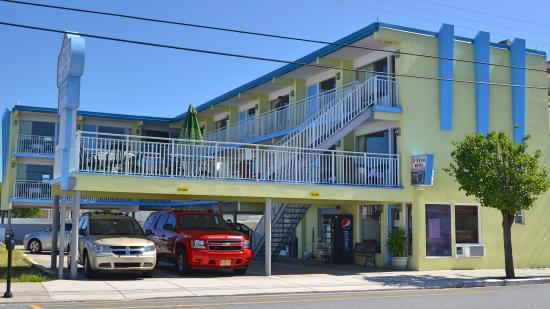 Tropicana Motel in Wildwood NJ