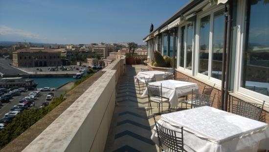 Grand Hotel Ortigia Terrazza Vista Mare