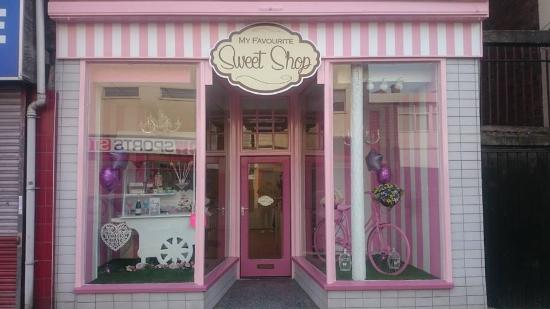 My Favourite Sweet Shop