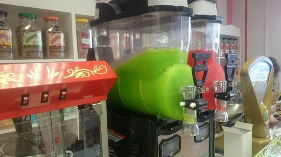 My Favourite Sweet Shop: Slush drinks