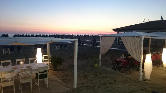 Bagno Florindo Beach Restaurant