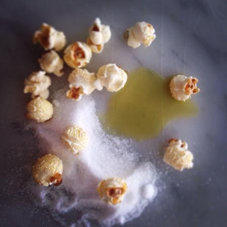 Bar Harbor Popcorn: All taken at the shop!