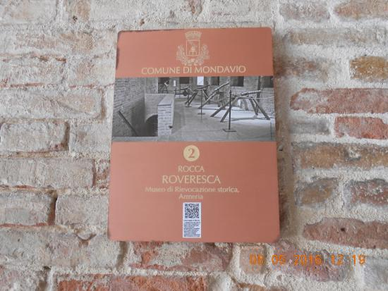 Mondavio, อิตาลี: indicazioni per il pubblico