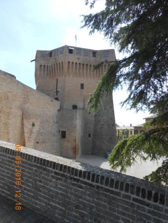 Mondavio, อิตาลี: vista d'insieme