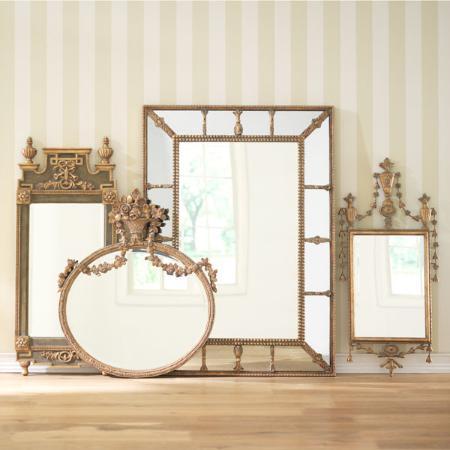 Wiveliscombe, UK: French Mirrors