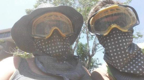 ATV Adventure Tours Costa Rica: Dust Bandits