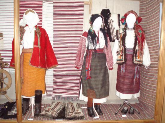 Kosovo Museum of Folk Art and Life Gutsulshhiny