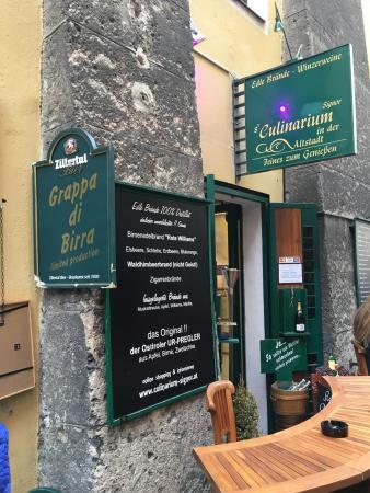 S'Culinarium in der Altstadt