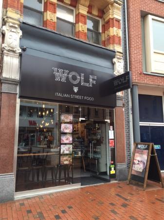 Wolf Italian Street Food