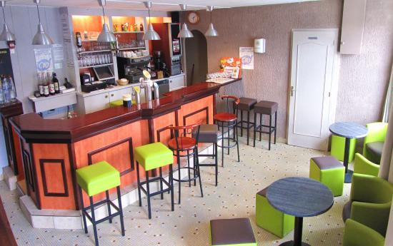 Landivisiau, Francia: Côté Bistrot, ambiance convivial assurée