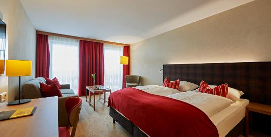 Doppelzimmer Deluxe im APRES POST HOTEL in Stuben Arlberg