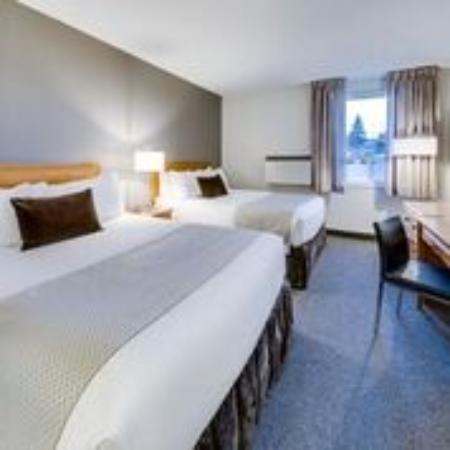 Pincher Creek, Kanada: Standard Double Guest Room