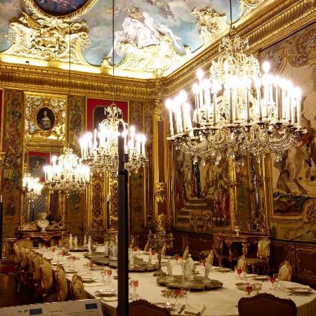 Scalone d 39 ingresso picture of palazzo reale turin - Sala da pranzo ...