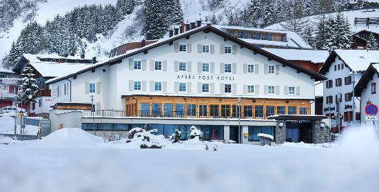 Apres Post Hotel