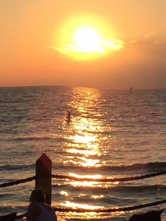 Holiday Inn Hotel & Suites Clearwater Beach: Pôr do sol