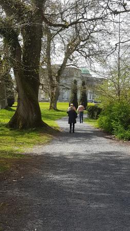 County Laois, İrlanda: Beautiful walking paths