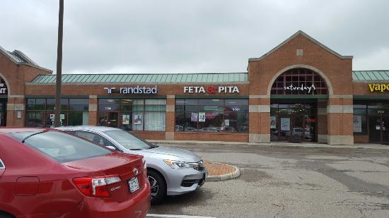 Feta & Pita