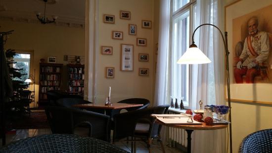 Kaffeehaus Morgenrot Bild