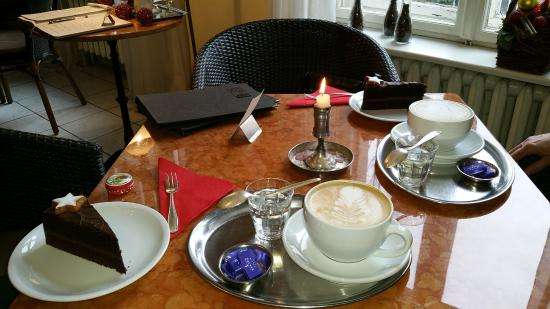 Kaffeehaus Morgenrot Picture