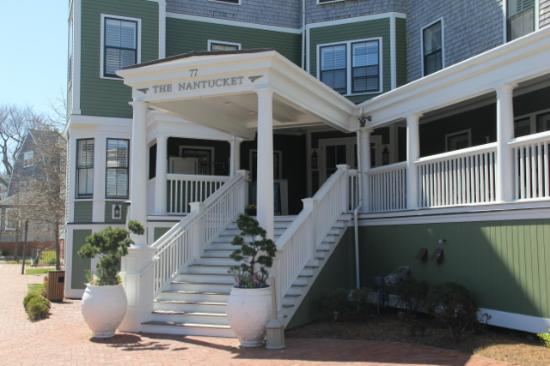 The Nantucket Hotel & Resort: Beautiful hotel; attention to every detail