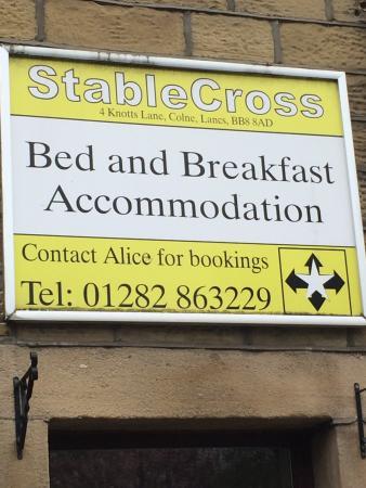 Stable Cross