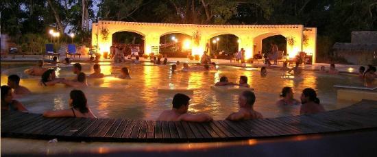 Gran Hotel Fontainebleau: Actractivo Termas Marinas