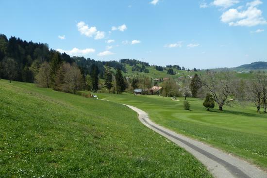 Golfplatz Oberstaufen-Steibis