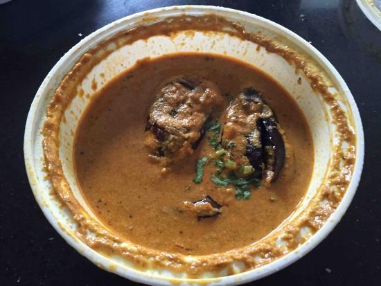 Raritan, NJ: Bagare Baigan (Eggplant)