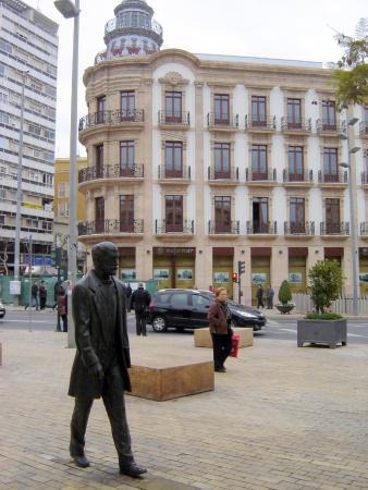 Foto de almer a almer a almeria escuela de artes - Puerta europa almeria ...