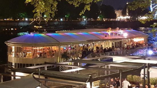 Rosa Restaurant Paris