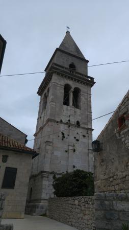 Osor, Kroatien: Cathedral