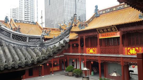Chin Grant Yang Temple
