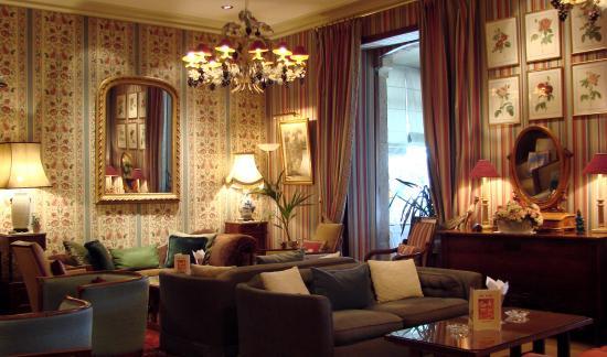 Ti al Lannec Hotel Restaurant & Spa: salon