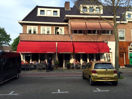 Het leukste café restaurant van Heemstede