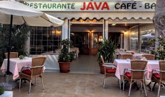 Restaurante Java CB