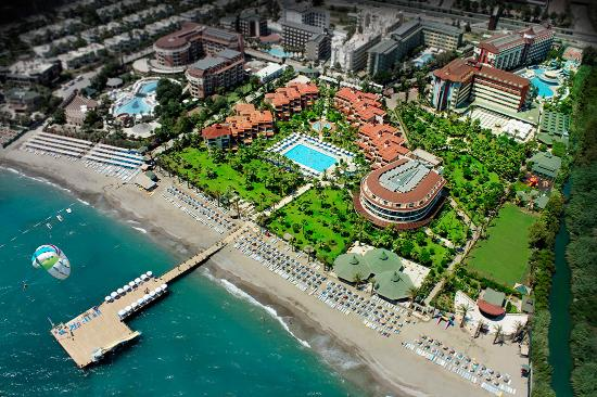 Saphir Hotel Villas Konakli