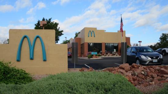 Sedona Fast Food Restaurants
