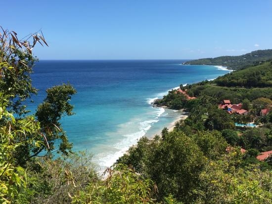 Renaissance St Croix Carambola Beach Resort Spa Hiking To The Tide Pools