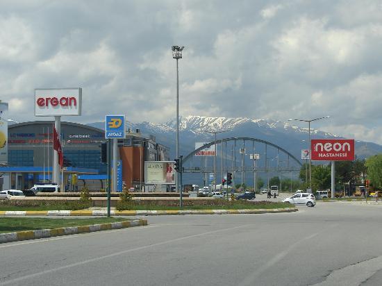 Ergan Alisveris Merkezi